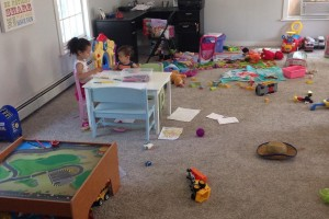 A Guide to Cleaning with Kids by Room and Age