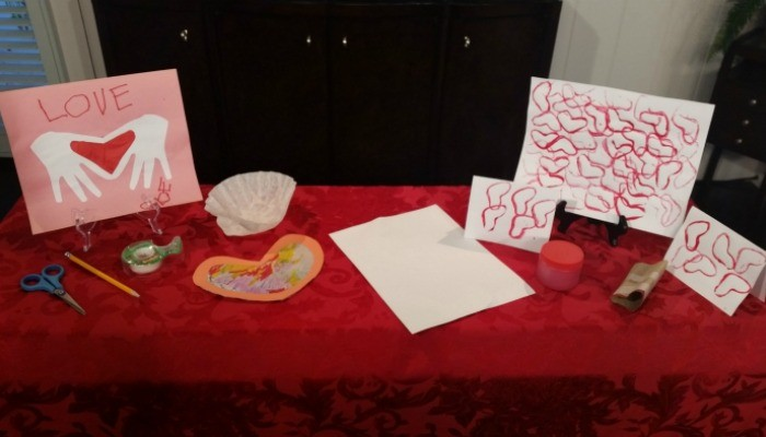 Valentine's Day craft ideas for preschoolers