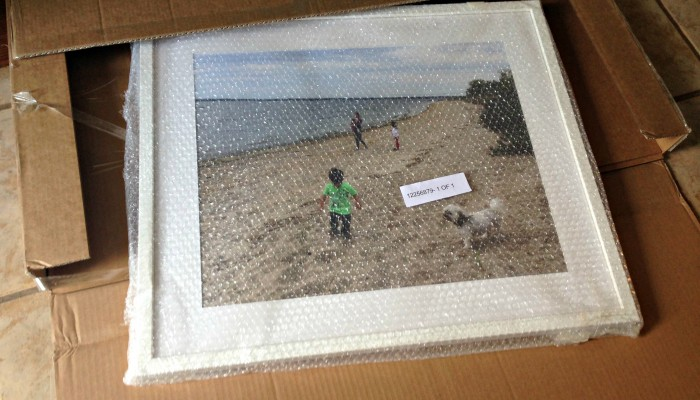 Turn photos into fabulous art with CanvasPop + Giveaway!
