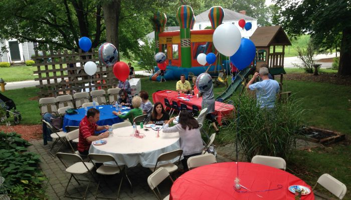 Summer Birthday Party Success for Small Kids
