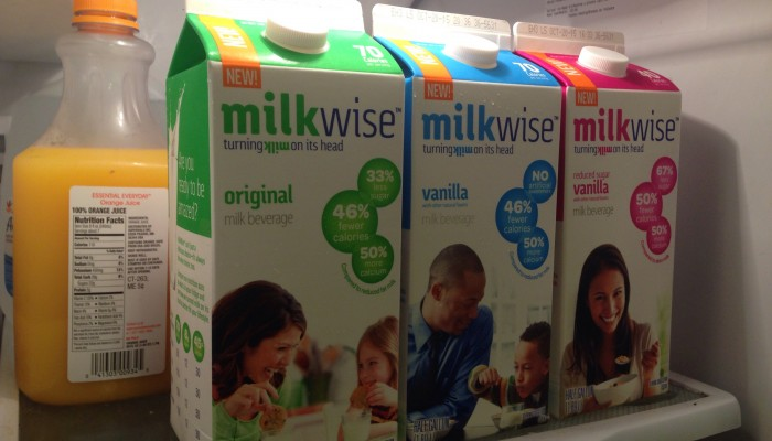 New MilkWise Beverage Great for Moms and Families