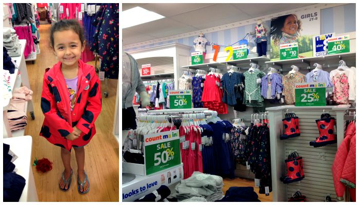 Back to School Cool: Get Cute, Colorful and Happy With Carter's