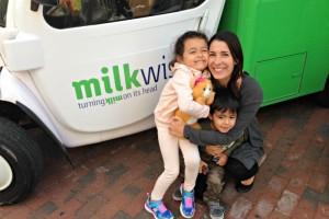 MilkWise New England Tour Kicks Off
