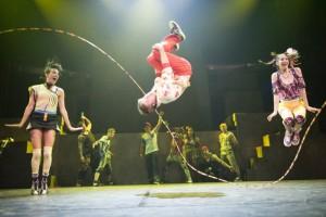 A Night of Wonder at Cirque Eloize